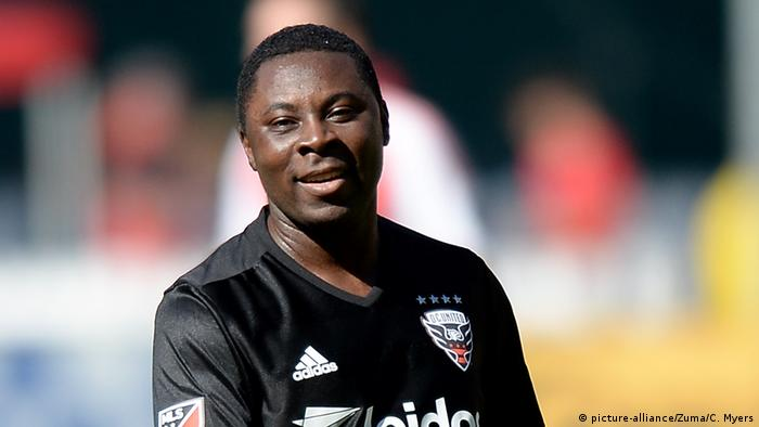 Fußball United Legends Match Freddy Adu