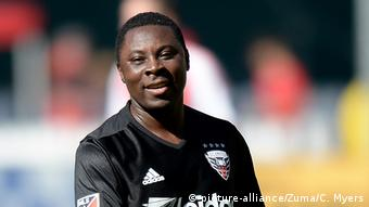 Fußball United Legends Match Freddy Adu (picture-alliance/Zuma/C. Myers)