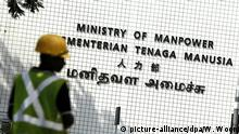 Ministry of Manpower in Singapur