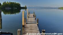 König Ludwig Roseninsel Starnberger See
