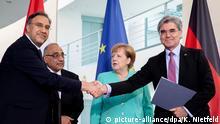 Deutschland Irakischer Ministerpräsident Adel Abdel Mahdi in Berlin
