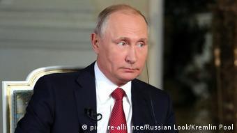 O Πούτιν φοβάται τον Ναβάλνι, εκτιμά ο Κιρίλ Ρογκόφ