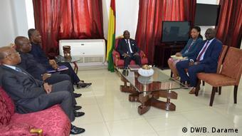 Guinea-Bissau Delegation ECOWAS