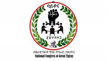 Äthiopien Parteilogo National Congress of Great Tigray