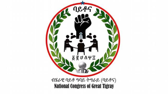Äthiopien Parteilogo National Congress of Great Tigray
