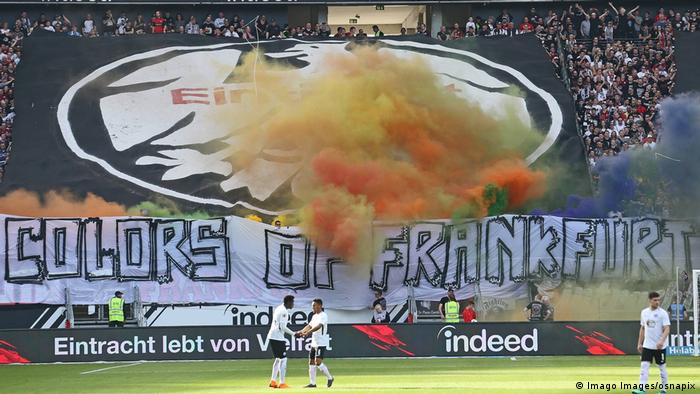 The 'United Colors of Frankfurt' choereogrpahy
