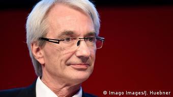 Vizepräsident Eintracht Frankfurt Stefan Minden