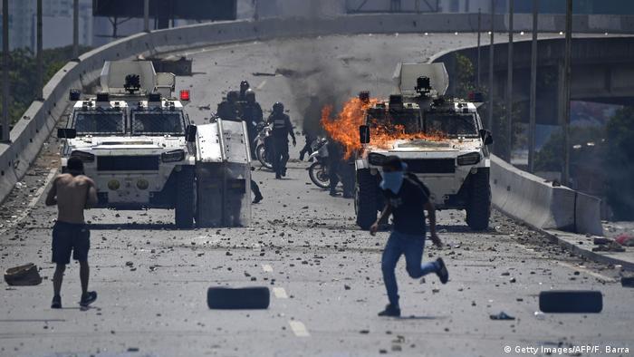 Por su amplio territorio, geografía y población, una acción militar en Venezuela supondría un gran desafío para cualquier fuerza militar.