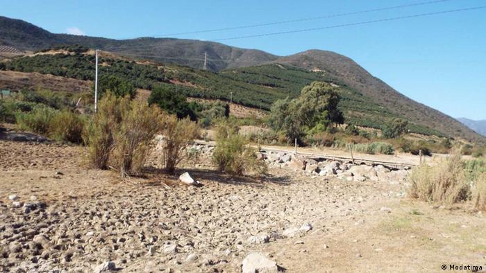 La sequía afecta a Chile.