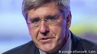 Stephen Moore - US-amerikanischer Schriftsteller und Wirtschaftskommentator (picture-alliance/B. Cahn)