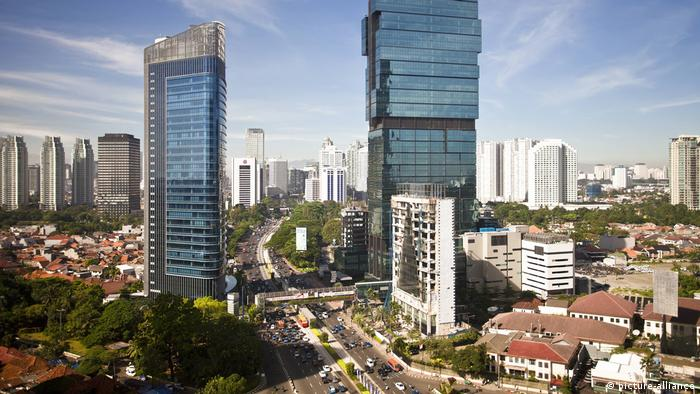 Indonesia, Jakarta (picture-alliance)