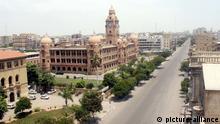 نمایی از شهر کراچی پاکستان