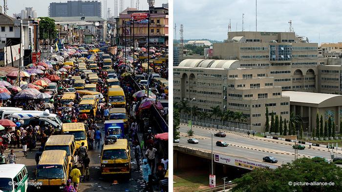 Нігерія - Лагос | Абуджа