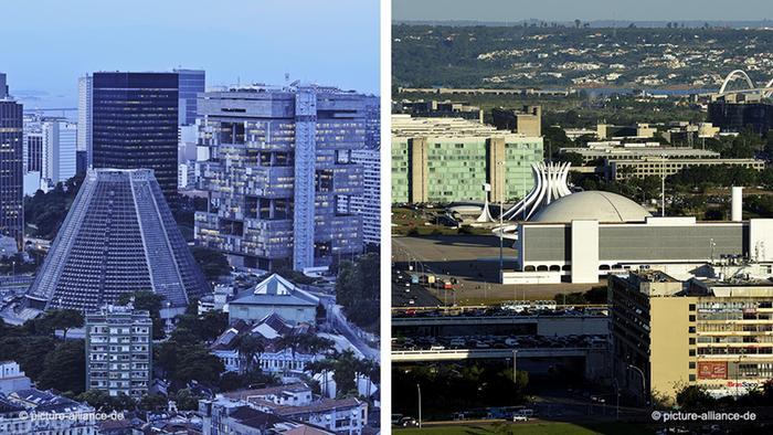 Brazil - Rio de Janeiro  Brasilia