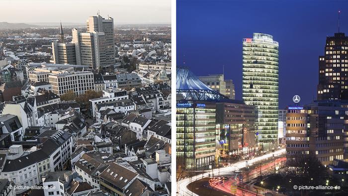 Germany - Bonn  Berlin