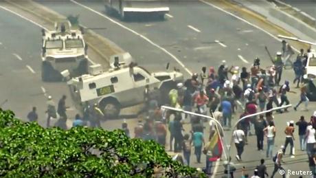 DW: Εκτελέσεις αντιφρονούντων στη Βενεζουέλα