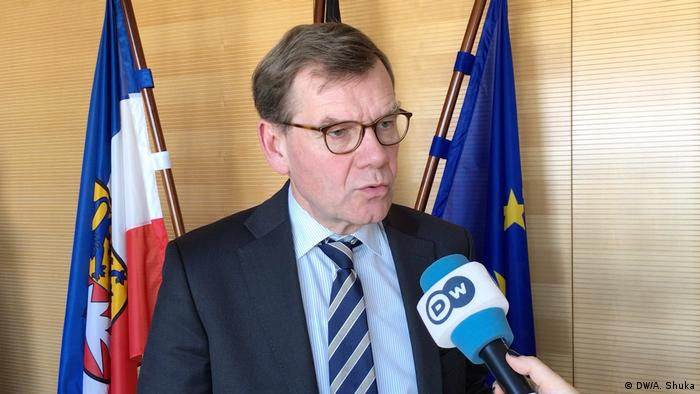 Johann Wadephul, MdB, stellvertretender Fraktionsvorsitzender CDU/CSU-Bundestagsfraktion