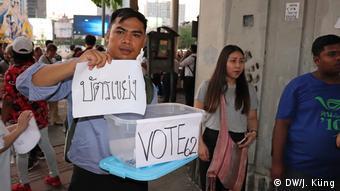 Thailand Vorbereitungen Krönung Maha Vajiralongkorn