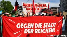 Deutschland l 1. Mai in Berlin l Demonstration