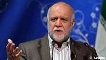 Bijan Zangeneh iranischer Ölminister
