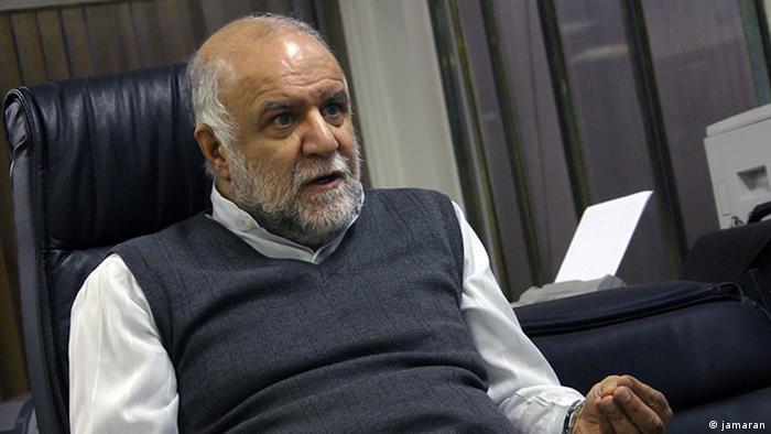 بیژن نامدار زنگنه، وزیر نفت جمهوری اسلامی ایران