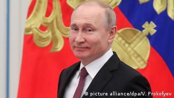 Russland l Präsident Putin