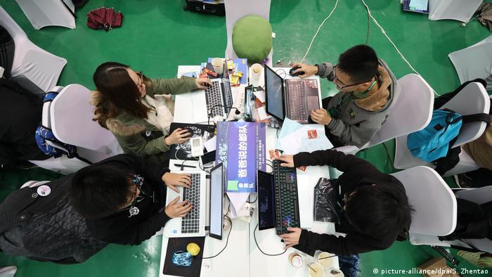 China Arbeitskultur 996