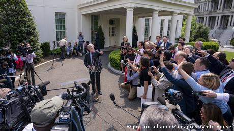 USA Washington Sicherheitsberater John Bolton (picture-alliance/Zumapress/White House)