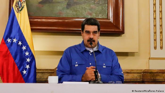 Глава Венесуели Ніколас Мадуро
