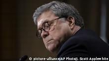 USA Washington | William Barr, Justizminister