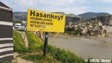 Staudammprojekt in Hasankeyf, Türkei