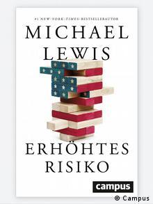 Buchcover Michael Lewis Erhöhtes Risiko (Campus)