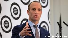Dominic Raab (imago/ZUMA Press)