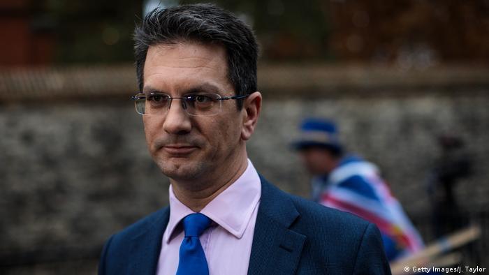 Conservative politician Steve Baker