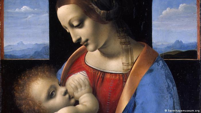 Madona Litta, de Leonardo da Vinci