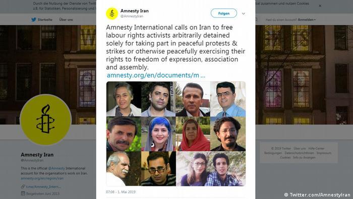 فعالان کارگری بازداشت شده