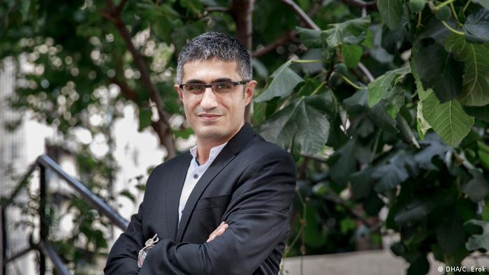 Gazeteci Barış Pehlivan