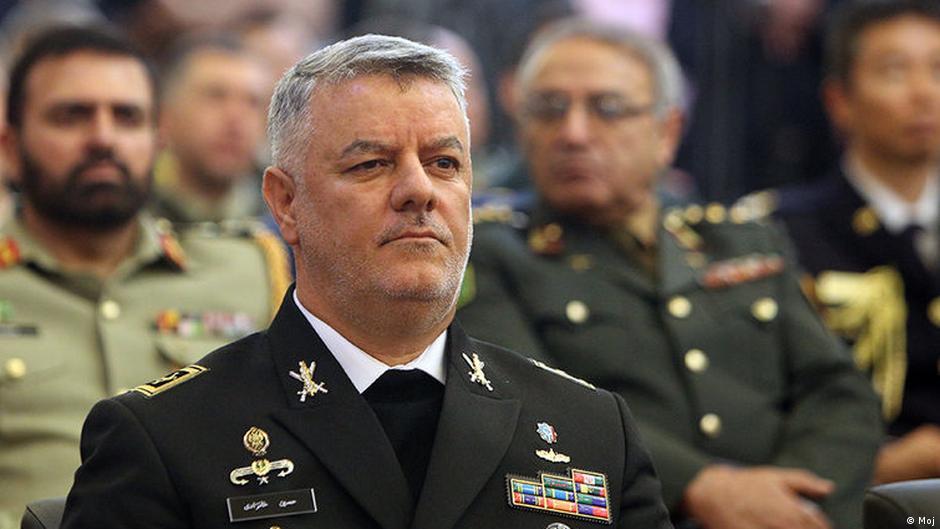Hossein Khanzadi -Befehlshaber der iranischen Marine