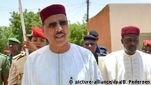 Niger Innenminister Mohamed Bazoum