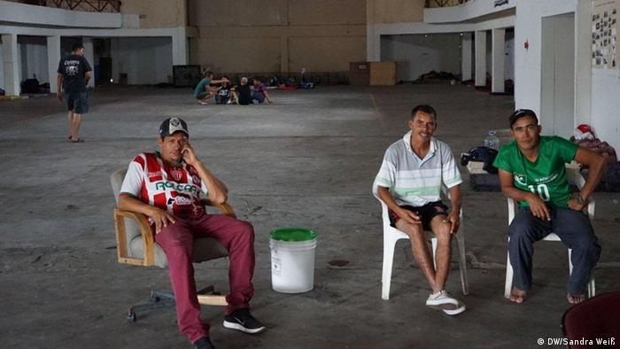 Mexiko Mexicali Flüchtlingsherberge