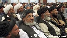 Afghanistan Kabul - Friedensgespräche