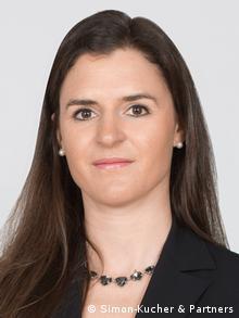 Beraterin Lisa Jäger
