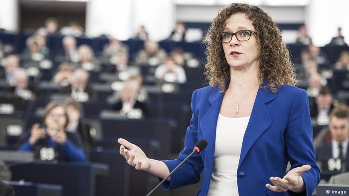 Europaabgeordnete Sophie in 't Veld (imago)
