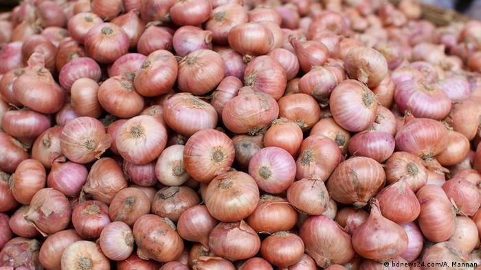 Bangladesch Markt | Zwiebeln