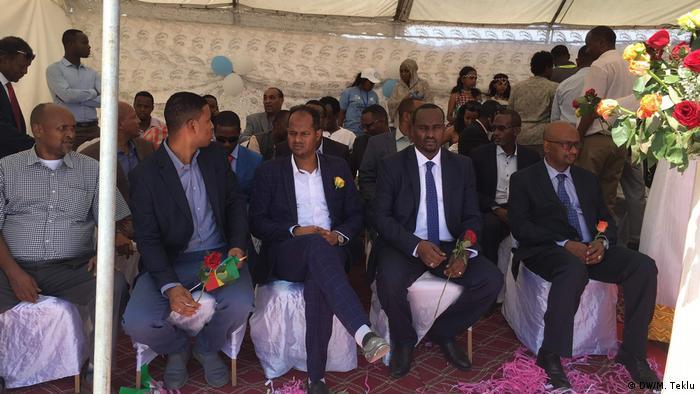 Äthiopien Projekt Trinkwasserversorgung in Dire Dawa