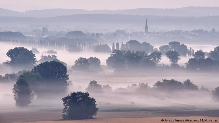 Slika Konstanza u jutarnjoj magli