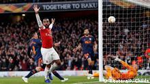 Liga Europa: Arsenal e Chelsea em vantagem nas meias-finais