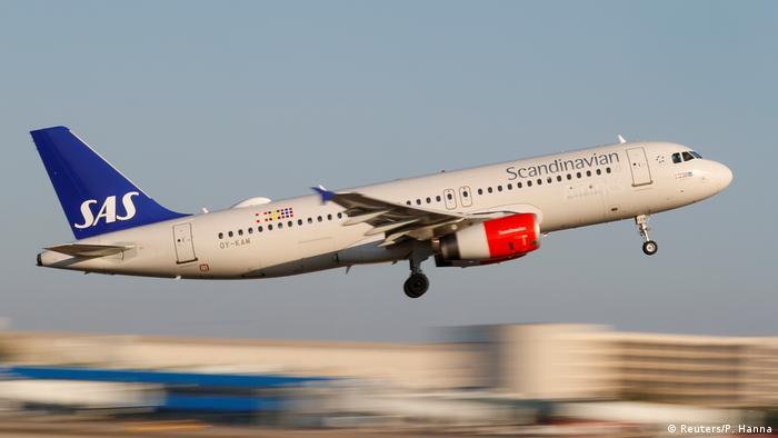 SAS Airbus A320