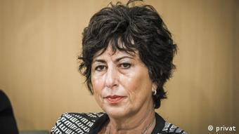 Kroatien Jornalistin Diana Feric
