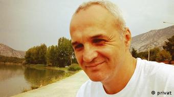 Kroatien Journalist Hrvoje Zovko (privat)
